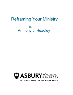 Reframing Your Ministry Value Pack