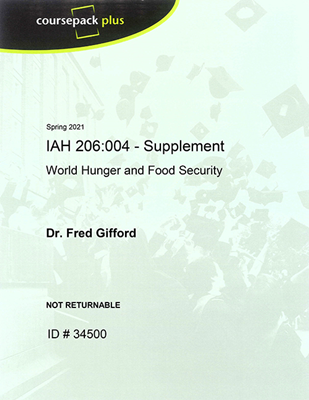 IAH206:004 Supplement PDF File