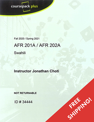AFR201A & 202A Printed Version